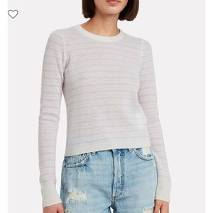 Intermix Cashmere Noelle Striped Sweater